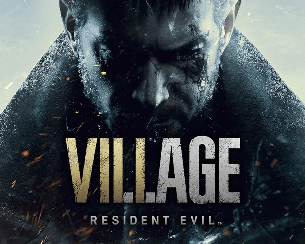 Resident Evil Village Wallpaper in 1280x1024