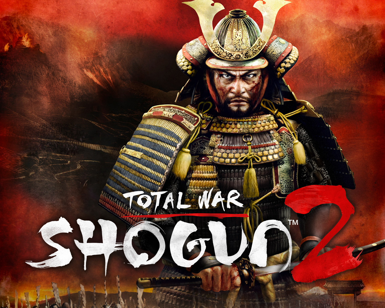 Free Total War: Shogun 2 Wallpaper in 1280x1024