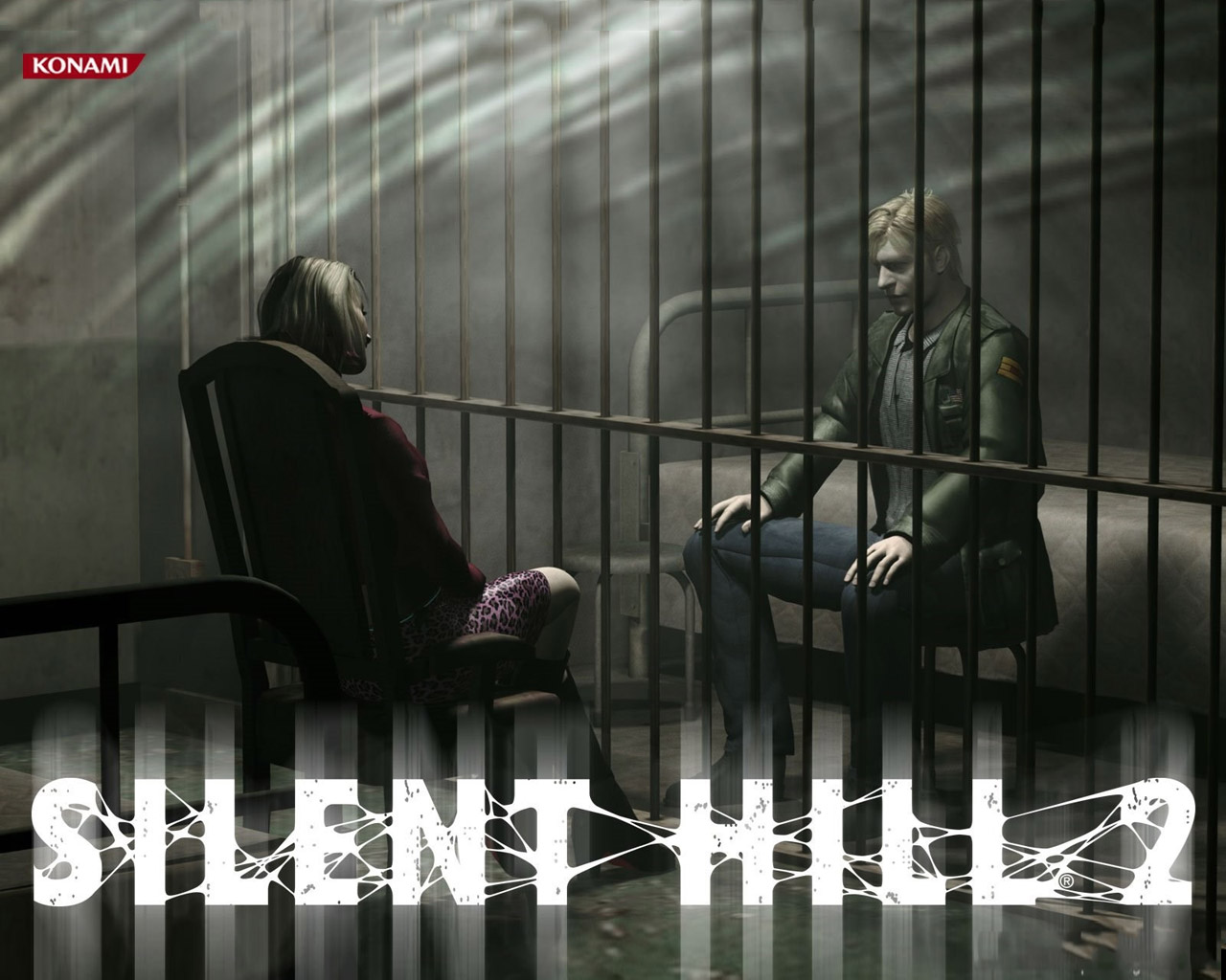 Free Silent Hill 2 Wallpaper in 1280x1024