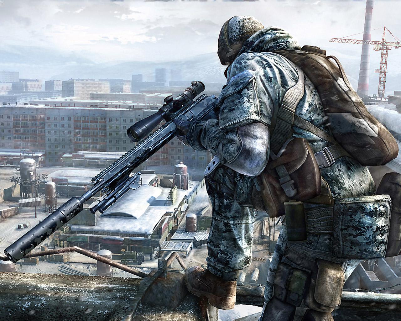 Free Sniper: Ghost Warrior 2 Wallpaper in 1280x1024