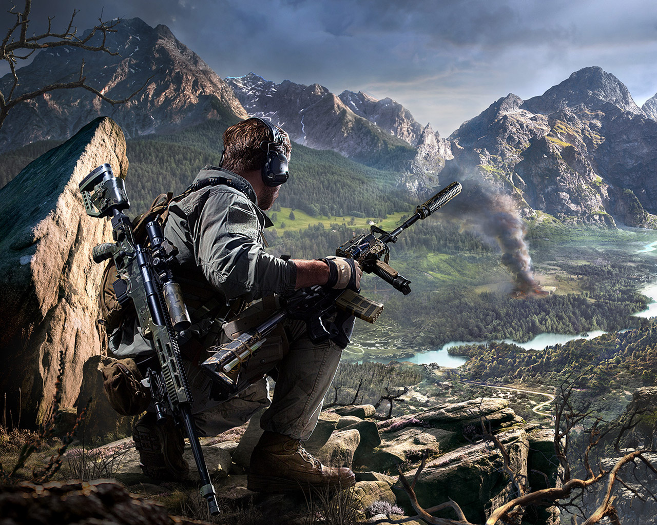 Free Sniper: Ghost Warrior 3 Wallpaper in 1280x1024