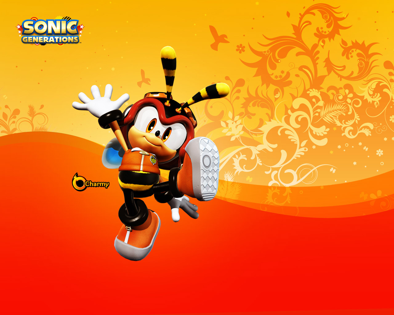 Sonic Generations Wallpaper in 1280x1024