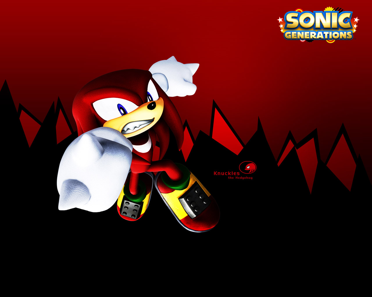 Free Sonic Generations Wallpaper in 1280x1024