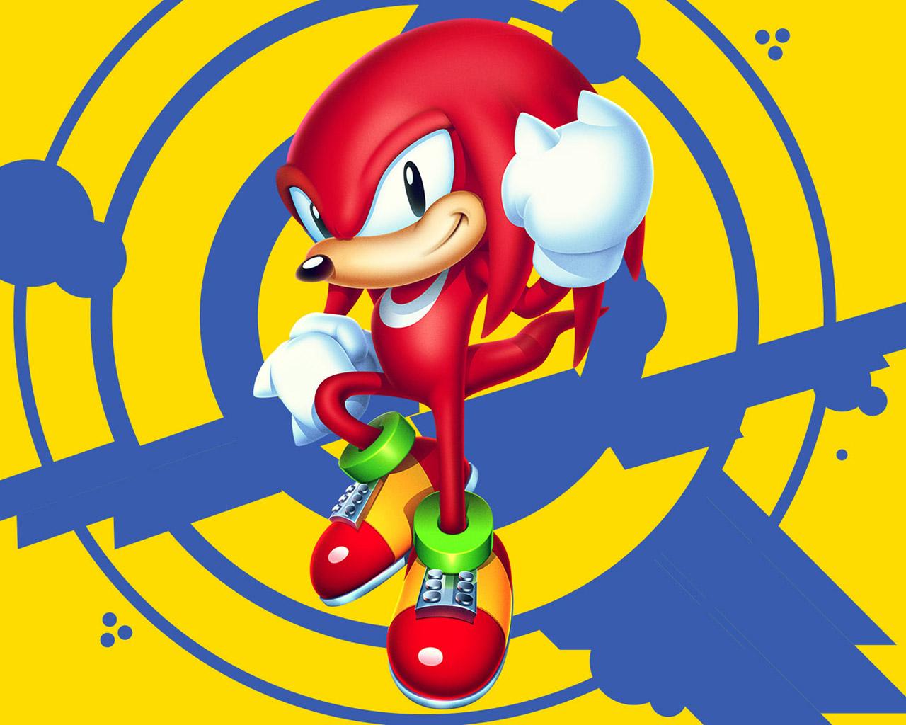 Free Sonic Mania Wallpaper in 1280x1024