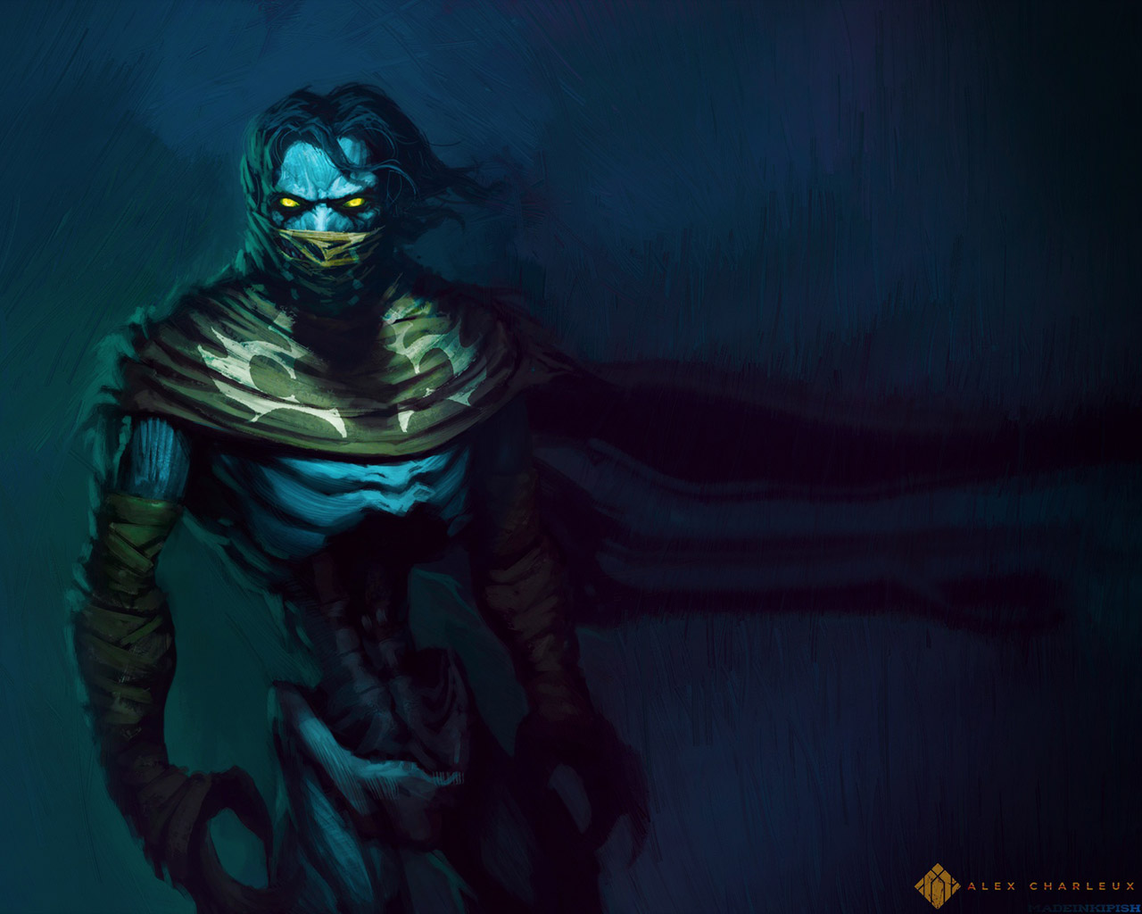 Free Legacy of Kain: Soul Reaver Wallpaper in 1280x1024
