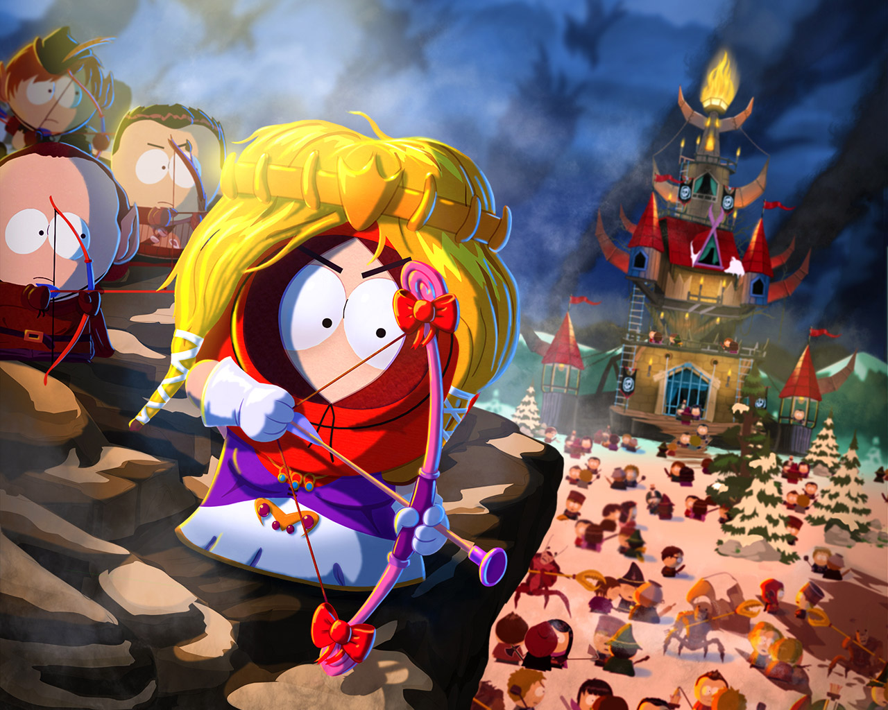 Free South Park: The Stick of Truth Wallpaper in 1280x1024