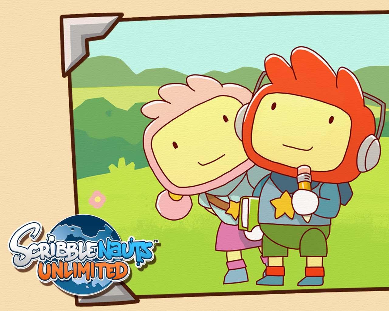 Free Scribblenauts Unlimited Wallpaper in 1280x1024