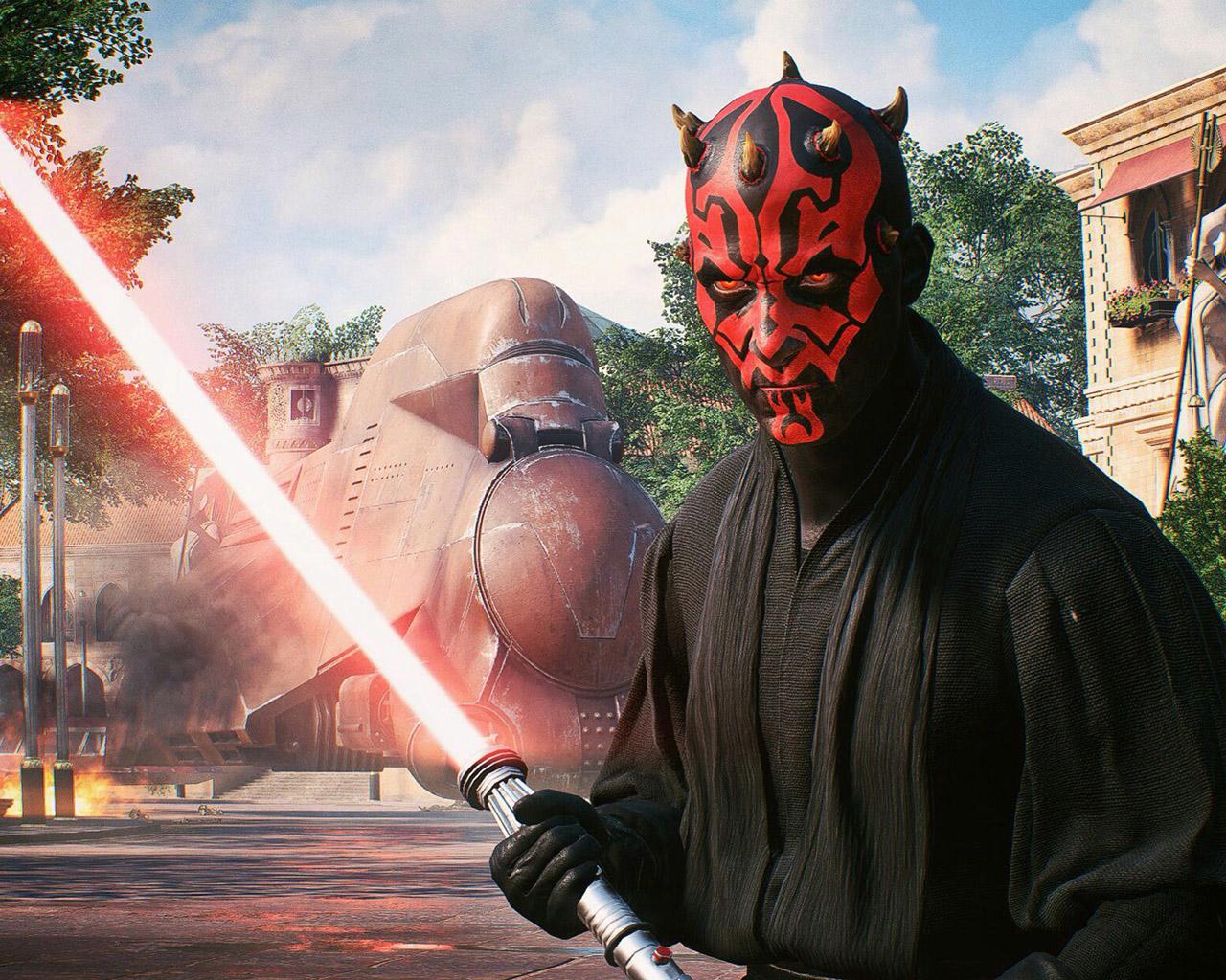 Star Wars: Battlefront II Wallpaper in 1280x1024