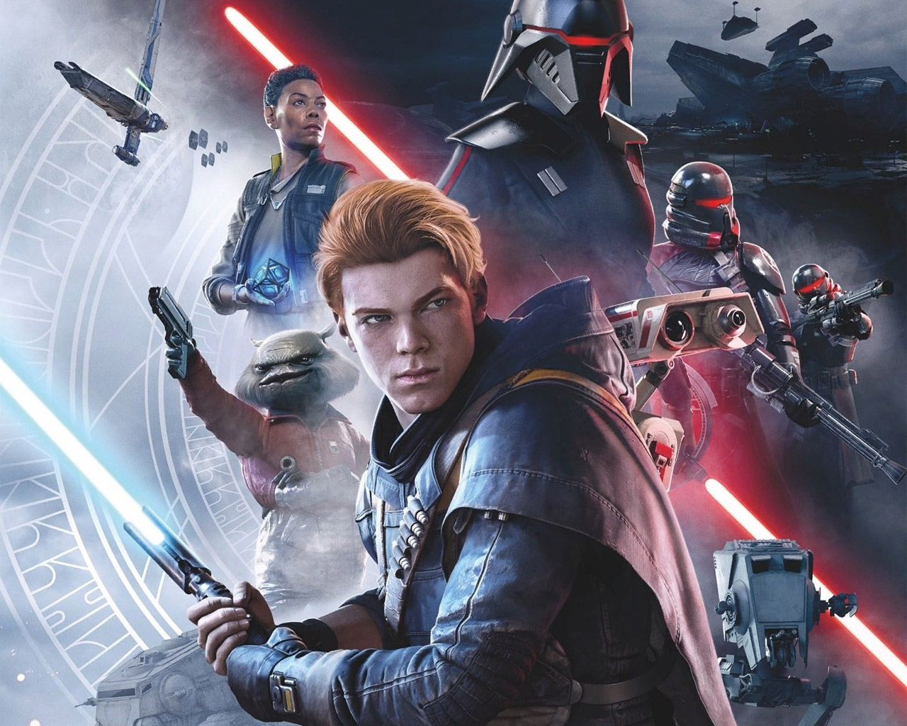Free Star Wars Jedi: Fallen Order Wallpaper in 1280x1024