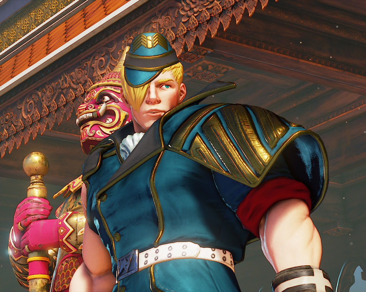 Free Street Fighter V Wallpaper in 1280x1024