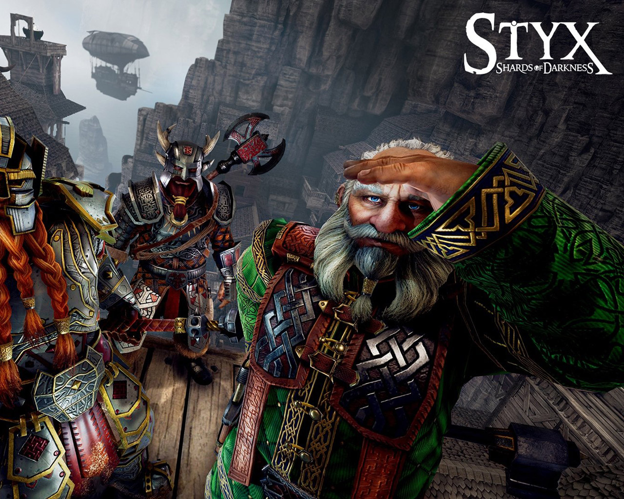 Styx: Shards of Darkness Wallpaper in 1280x1024