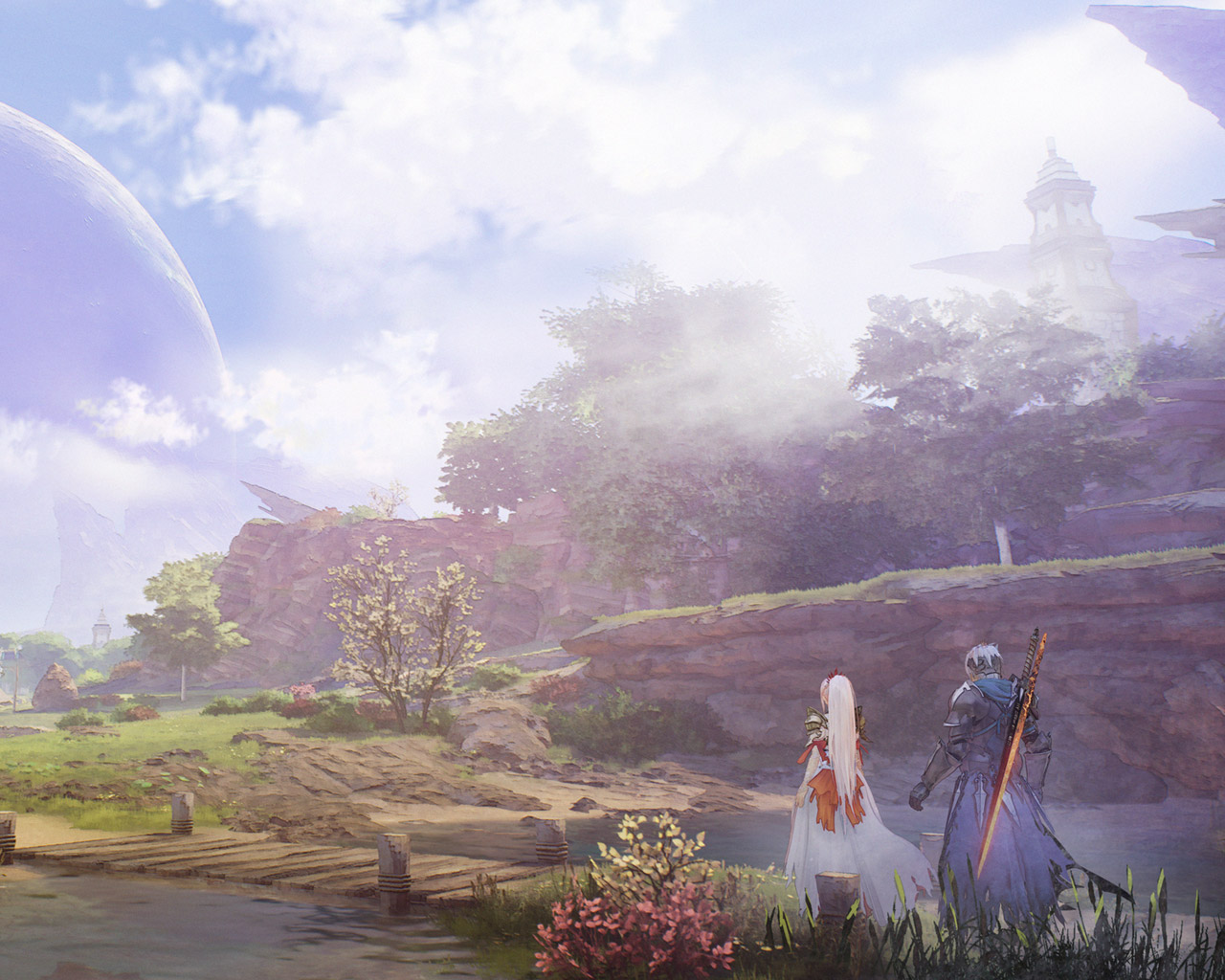 Tales of Arise Wallpaper in 1280x1024