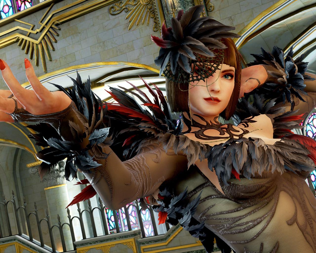 Tekken 7 Wallpaper in 1280x1024