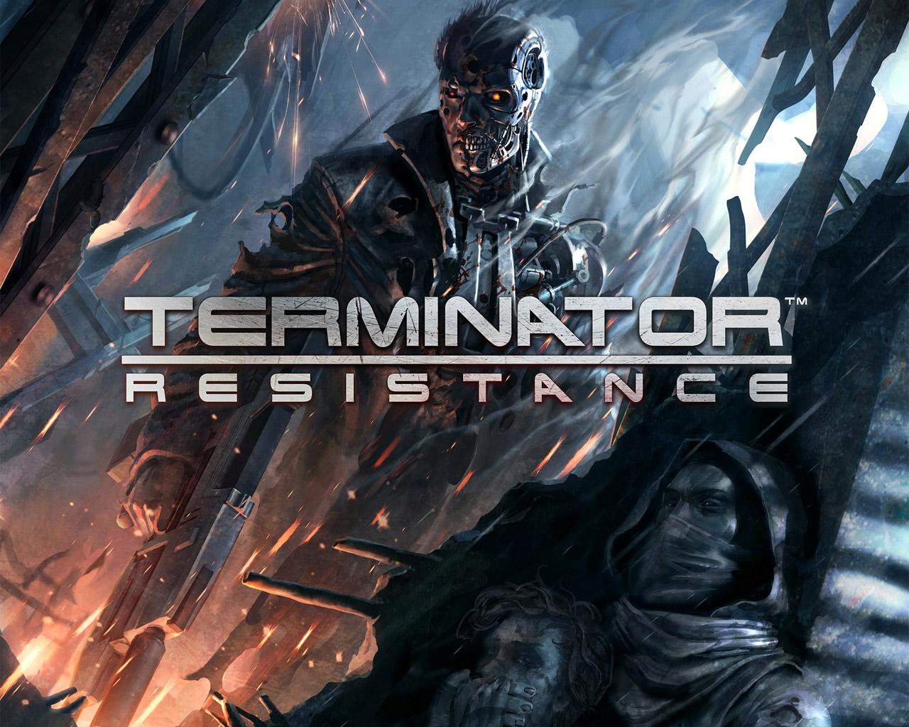 Terminator: Resistance Wallpaper in 1280x1024
