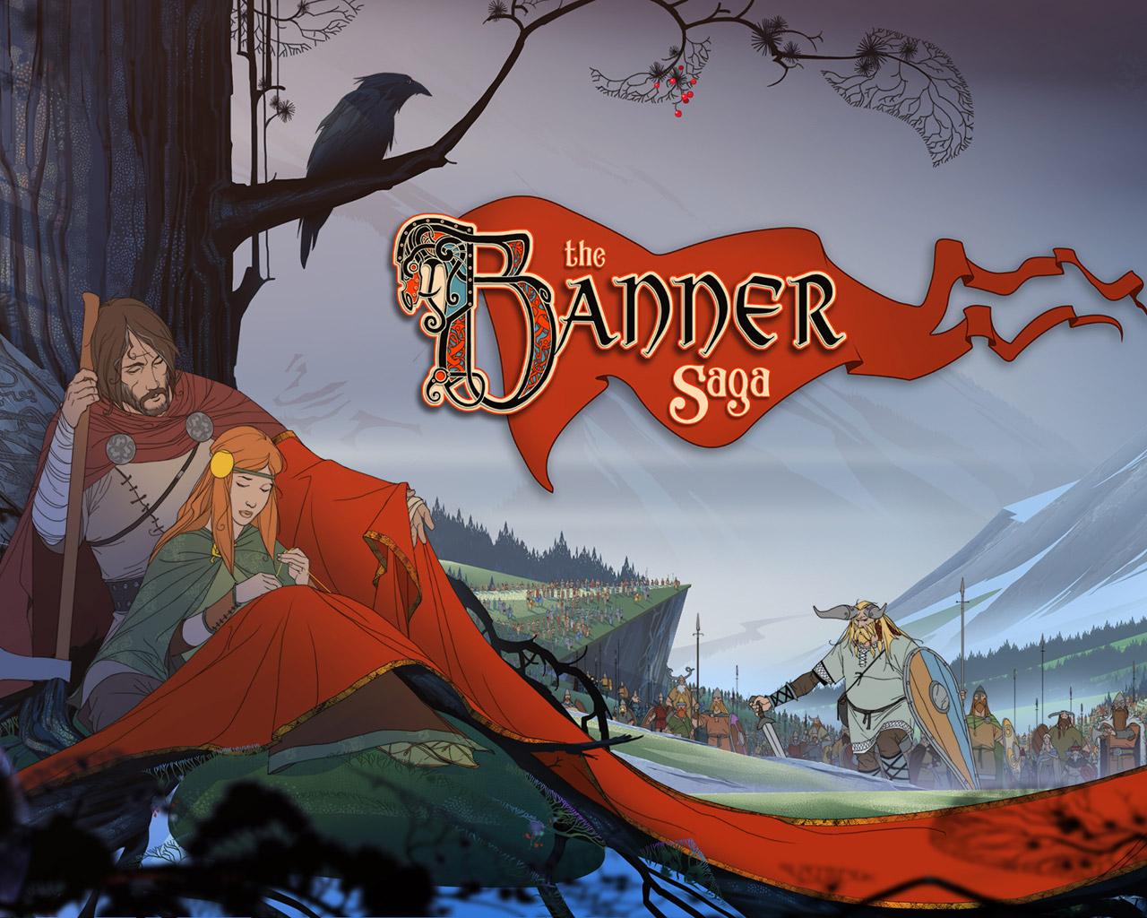Free The Banner Saga Wallpaper in 1280x1024