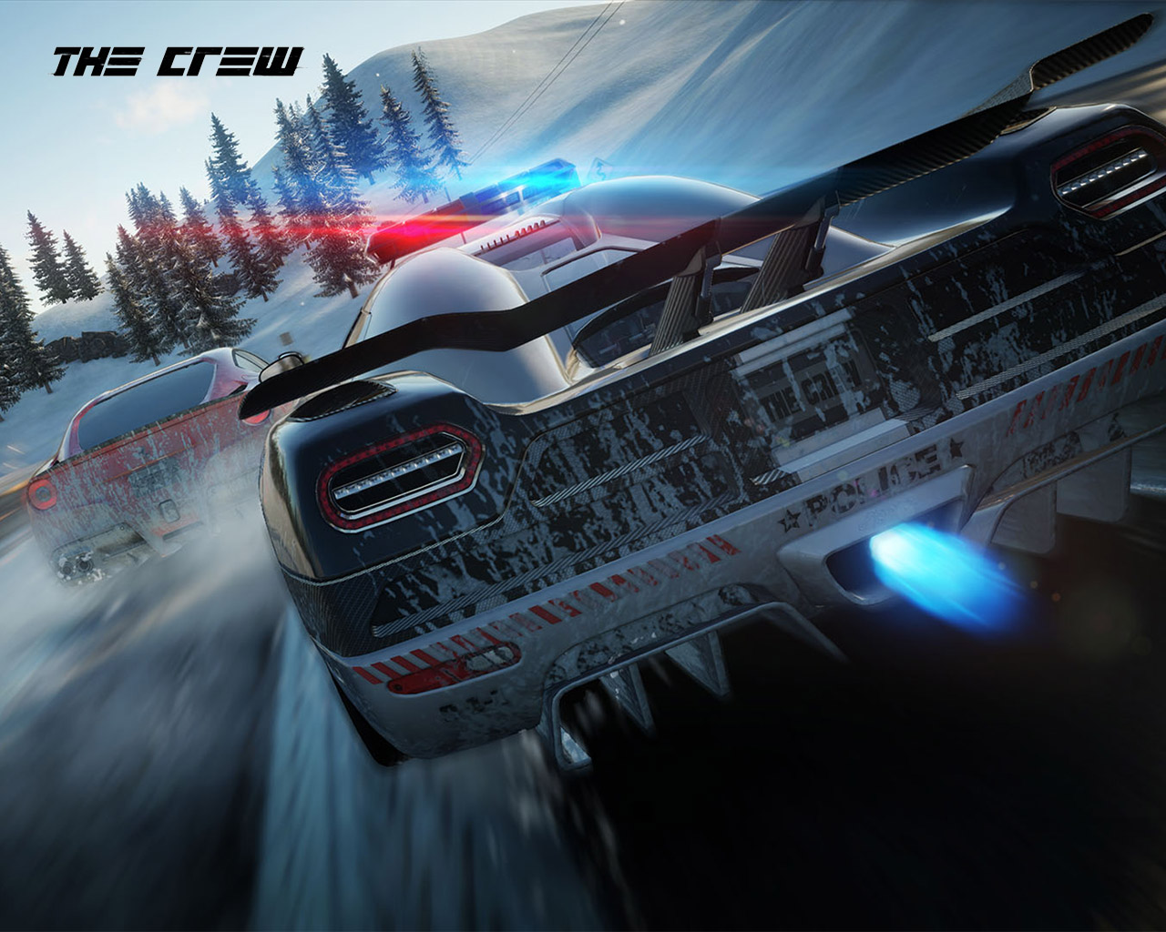 Free The Crew Wallpaper in 1280x1024