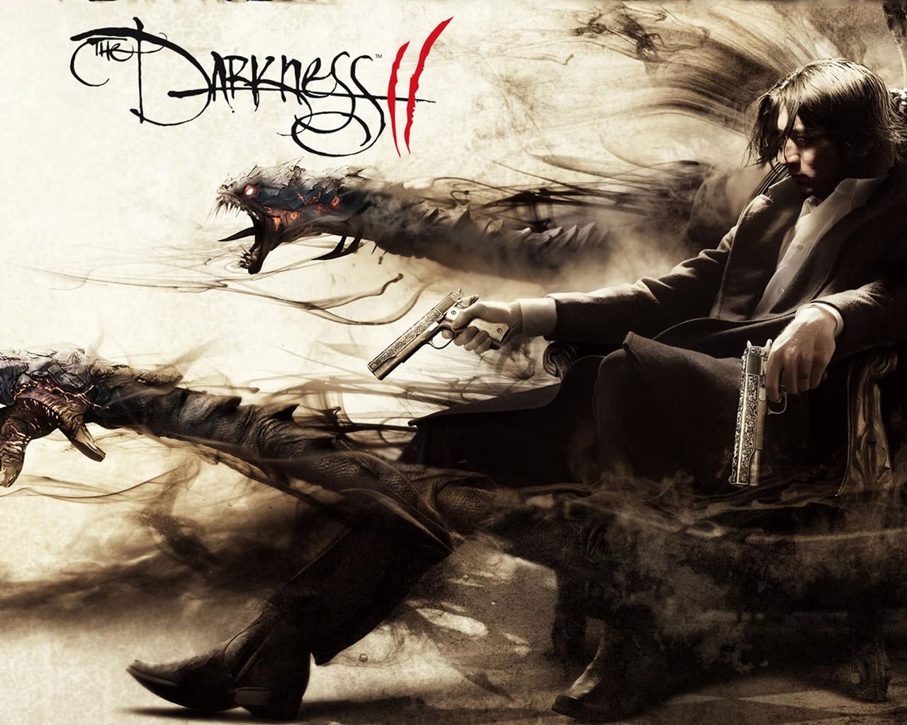 The Darkness II Wallpaper in 1280x1024