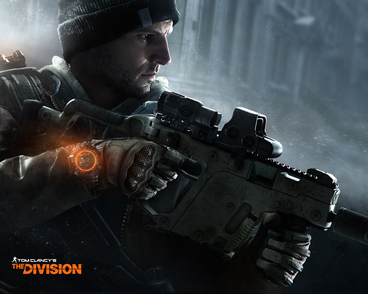 The Division Wallpaper in 1280x1024