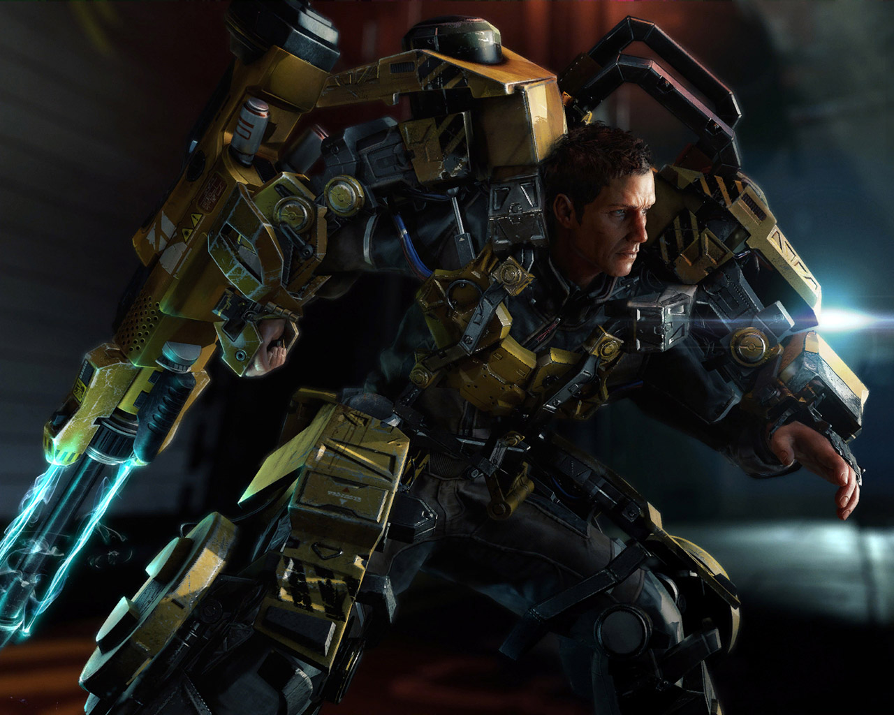 Free The Surge Wallpaper in 1280x1024
