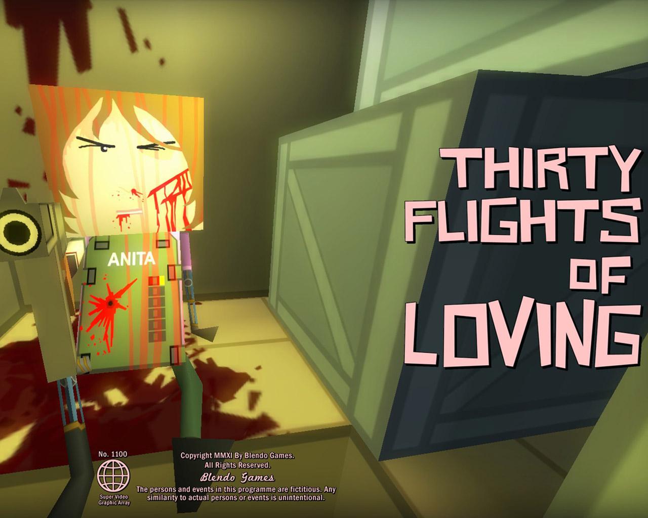 Free Thirty Flights of Loving Wallpaper in 1280x1024