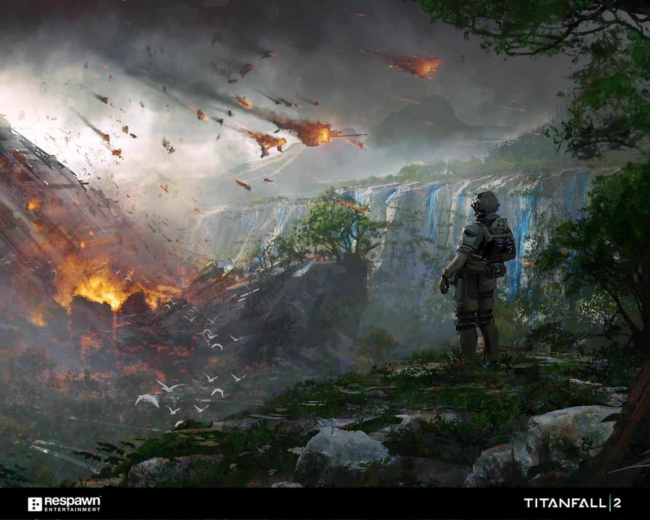 Free Titanfall 2 Wallpaper in 1280x1024