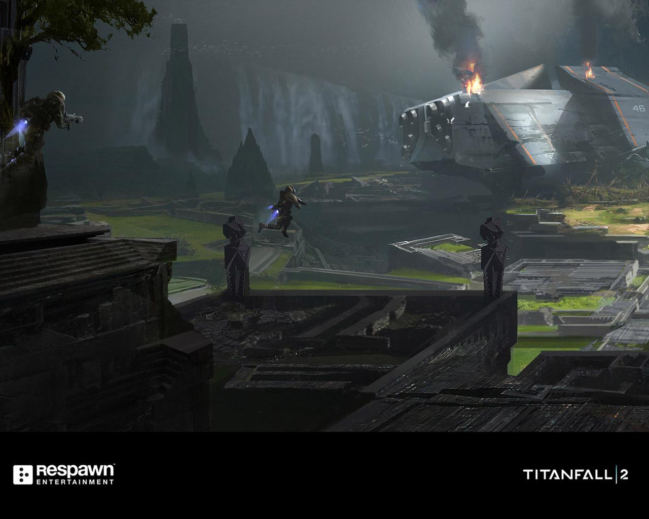 Titanfall 2 Wallpaper in 1280x1024