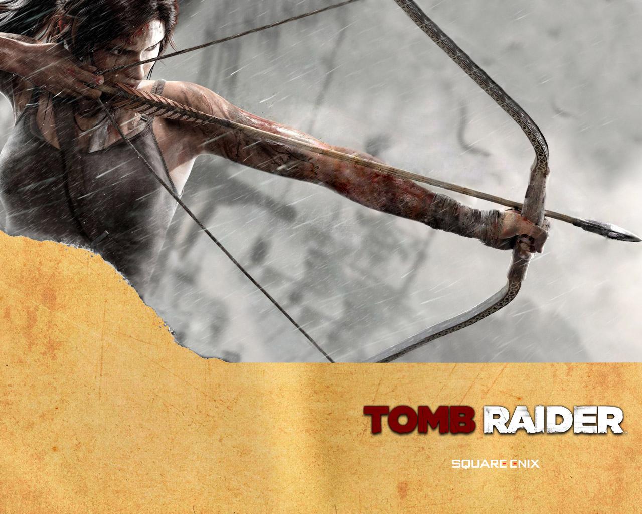 Free Tomb Raider Wallpaper in 1280x1024