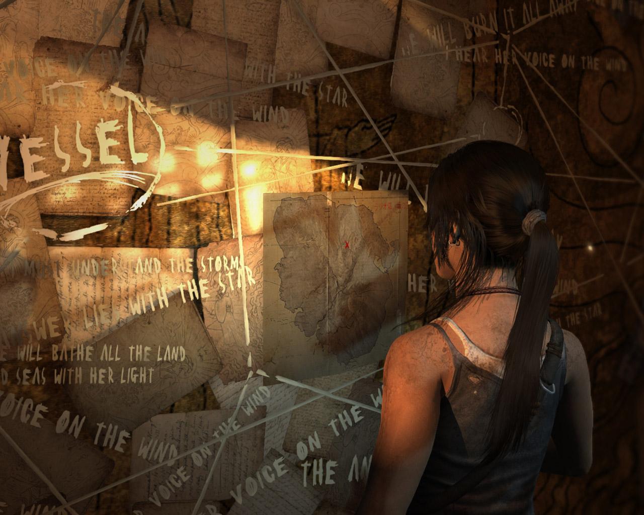 Tomb Raider Wallpaper in 1280x1024