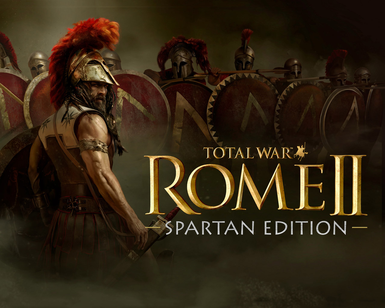 Free Total War: Rome II Wallpaper in 1280x1024