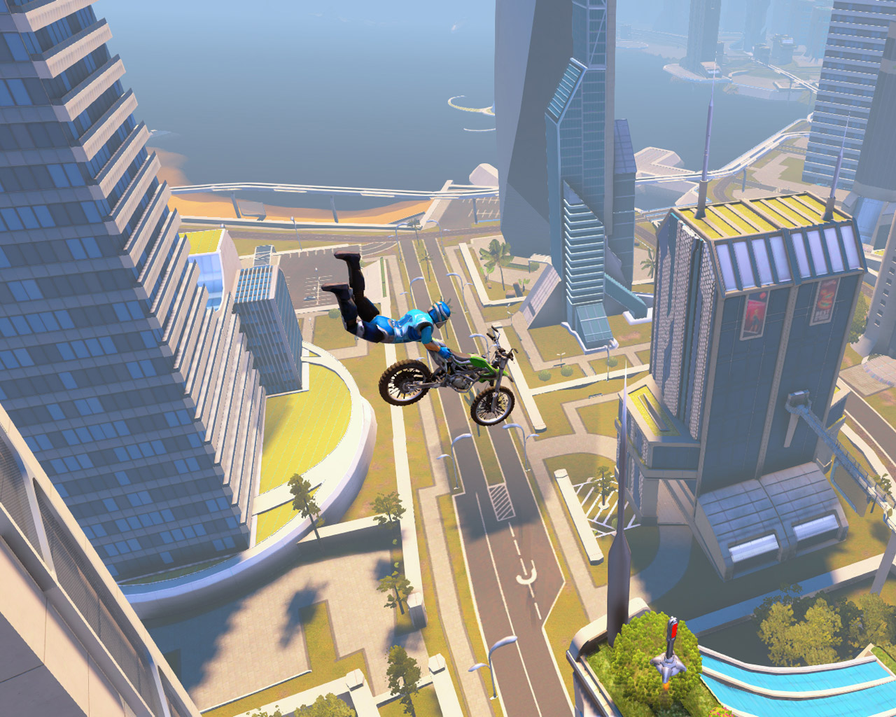 Free Trials Fusion Wallpaper in 1280x1024