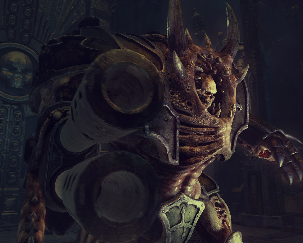 Free Warhammer 40,000: Inquisitor - Martyr Wallpaper in 1280x1024