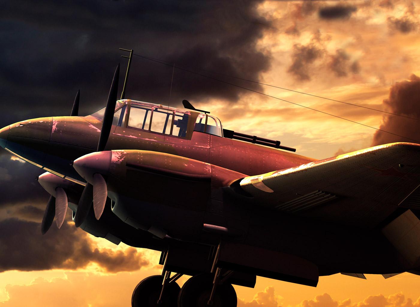 Free War Thunder Wallpaper in 1280x1024