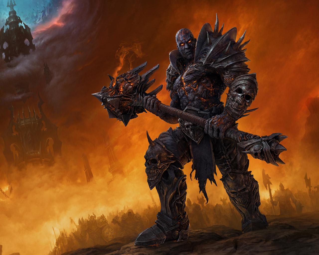 Free World of Warcraft Wallpaper in 1280x1024