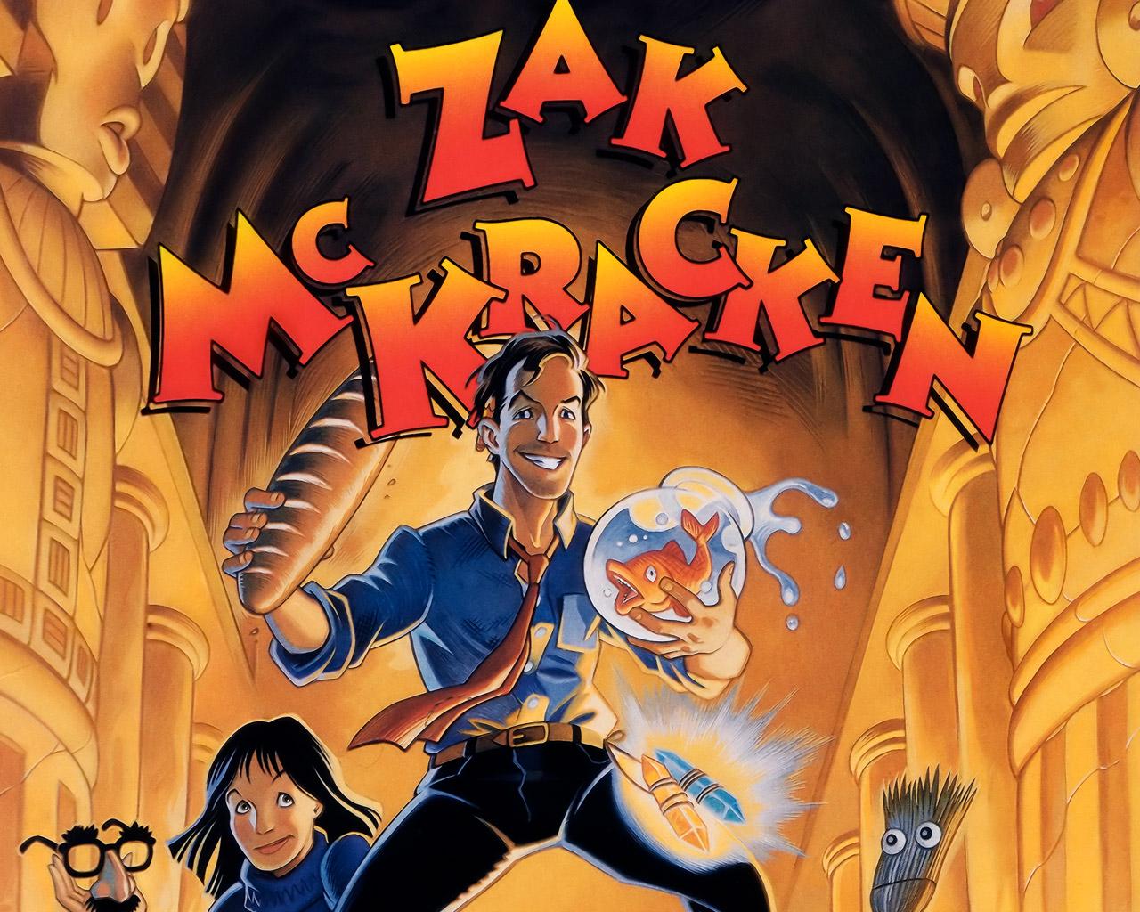 Free Zak McKracken and the Alien Mindbenders Wallpaper in 1280x1024