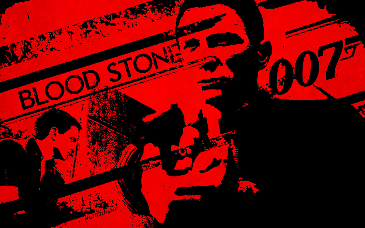 Free 007: Blood Stone Wallpaper in 1280x800