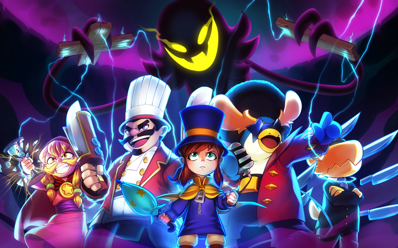 Free A Hat in Time Wallpaper in 1280x800