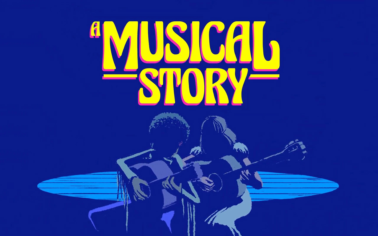 Free A Musical Story Wallpaper in 1280x800