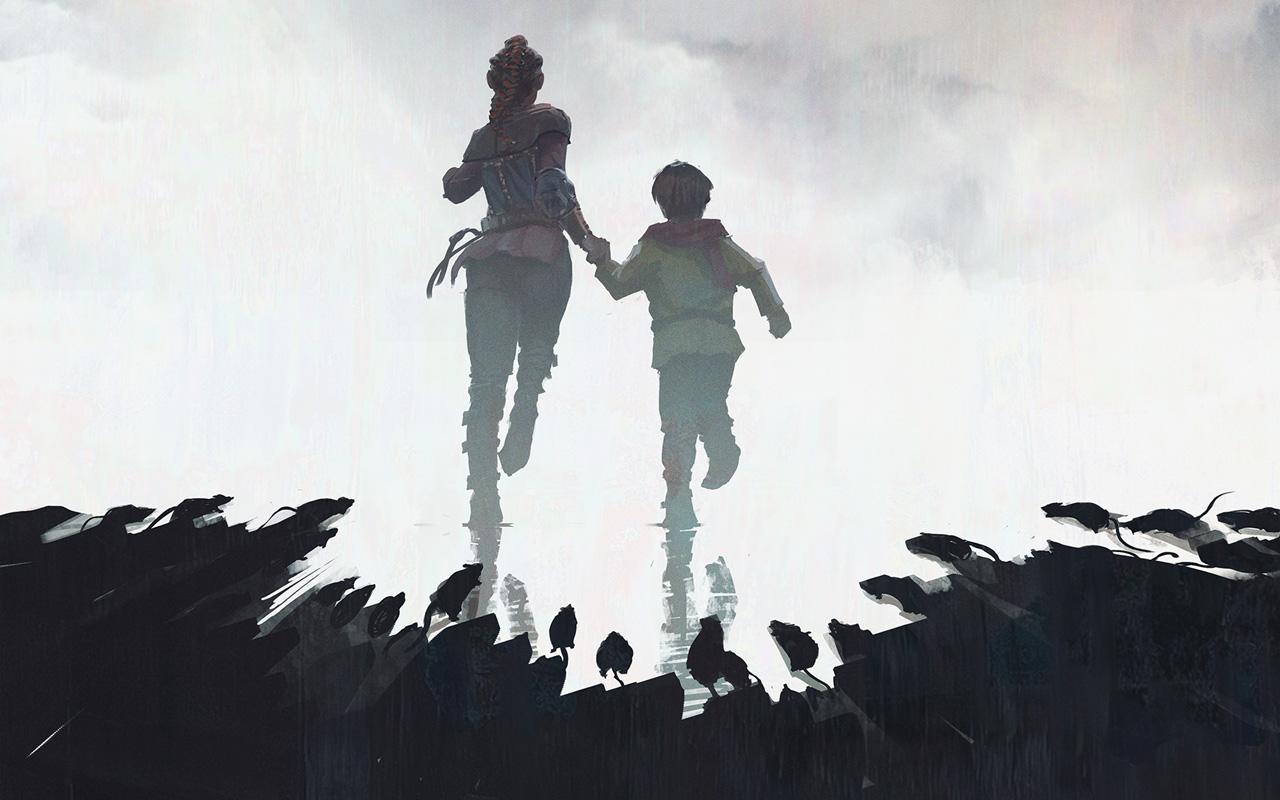 Free A Plague Tale: Innocence Wallpaper in 1280x800