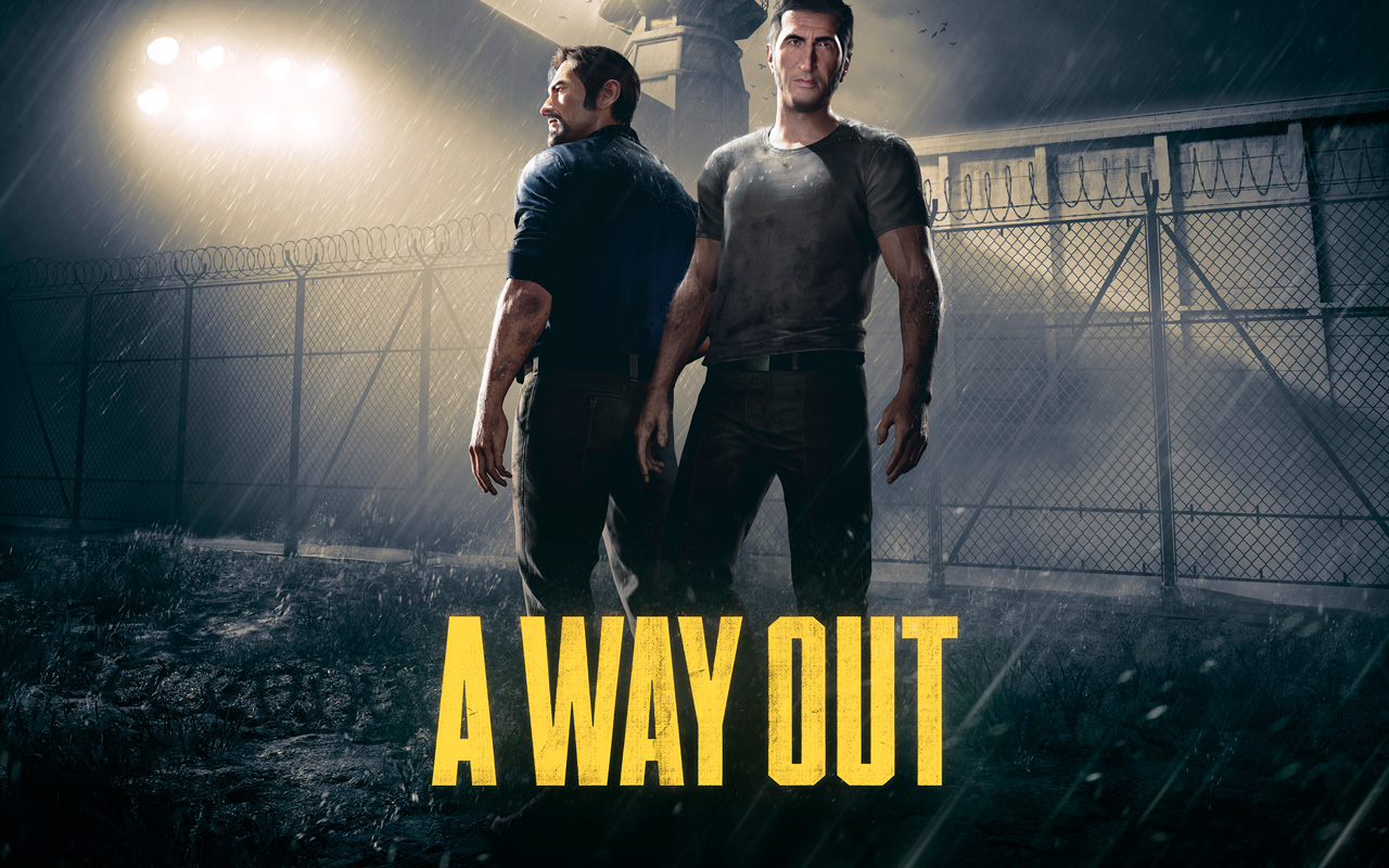 Free A Way Out Wallpaper in 1280x800