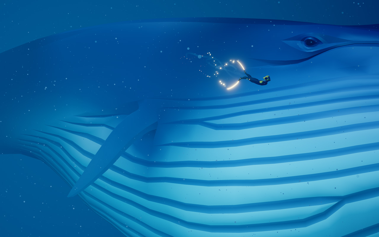 Free Abzu Wallpaper in 1280x800