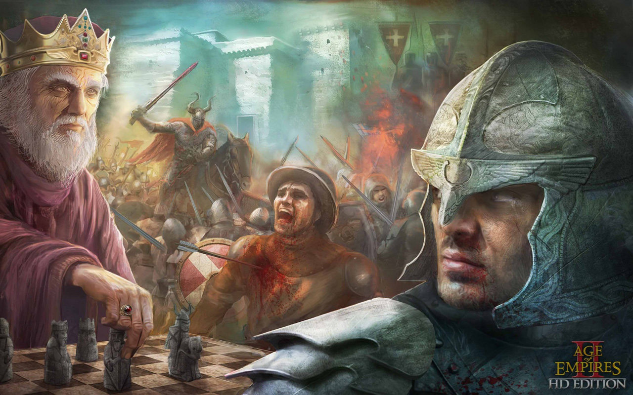 Free Age of Empires II Wallpaper in 1280x800
