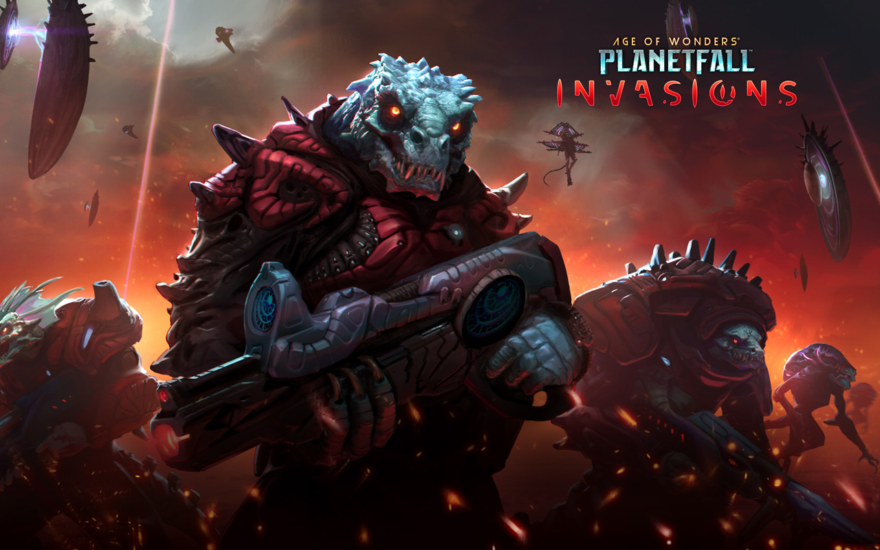 Free Age Of Wonders: Planetfall Wallpaper in 1280x800
