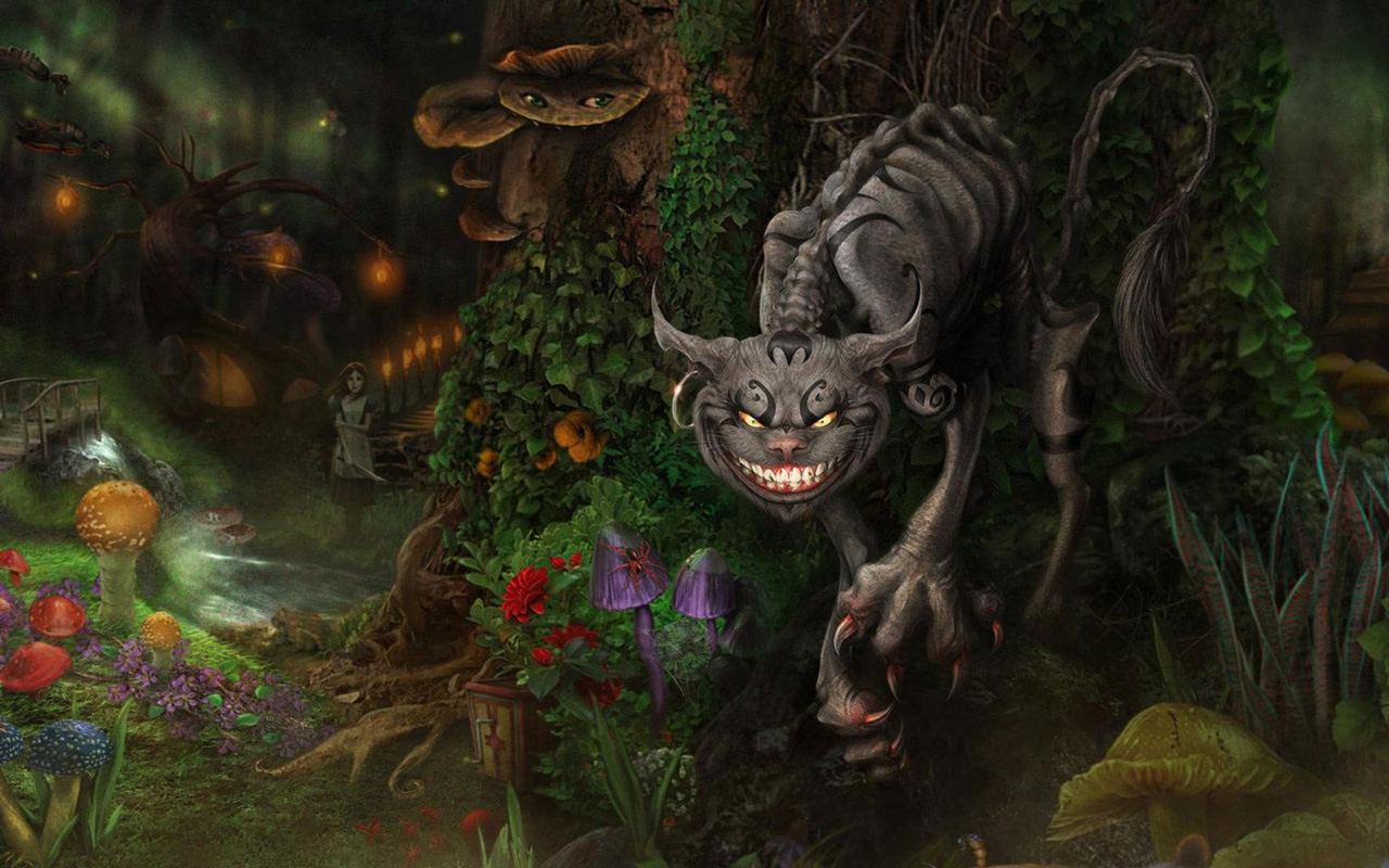 Free Alice: Madness Returns Wallpaper in 1280x800