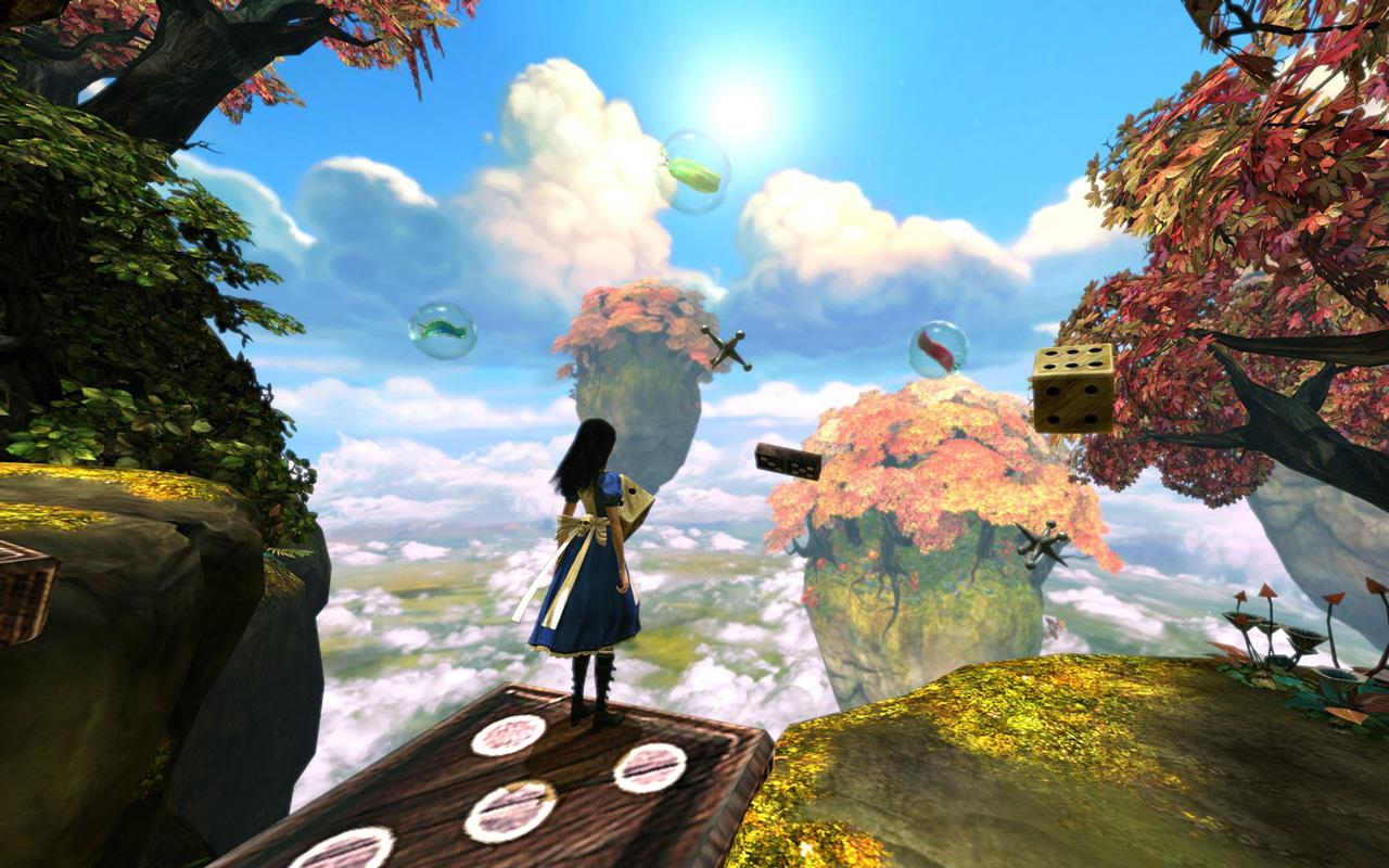 Free Alice: Madness Returns Wallpaper in 1280x800