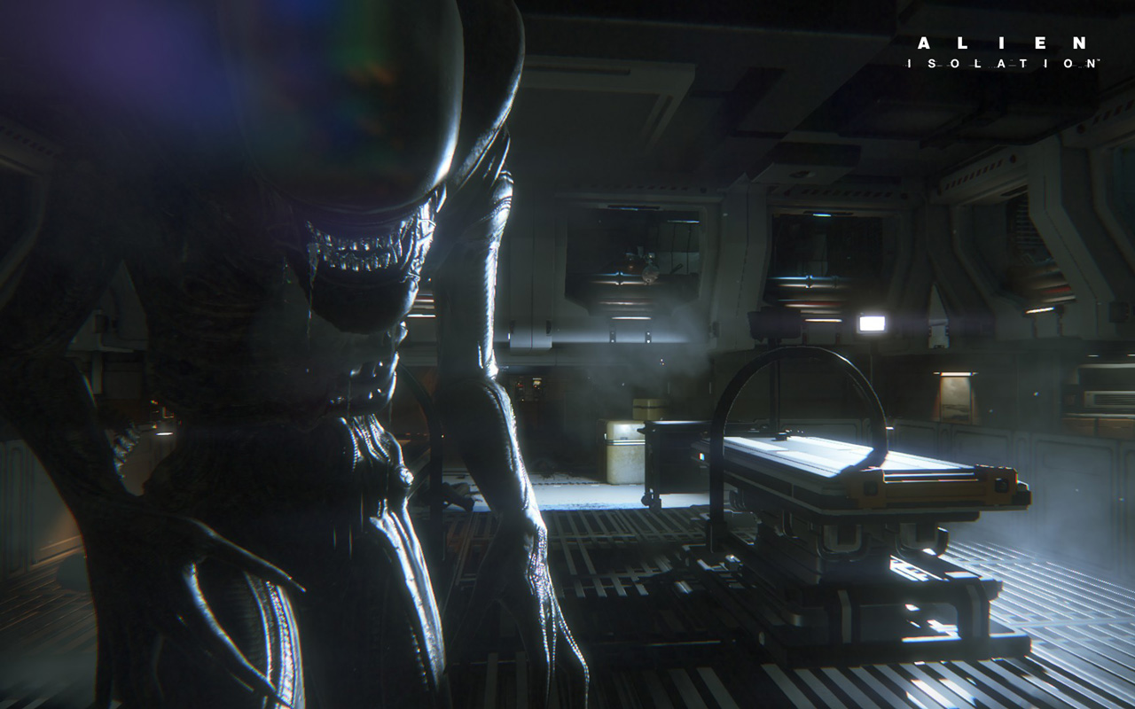 Free Alien Isolation Wallpaper in 1280x800