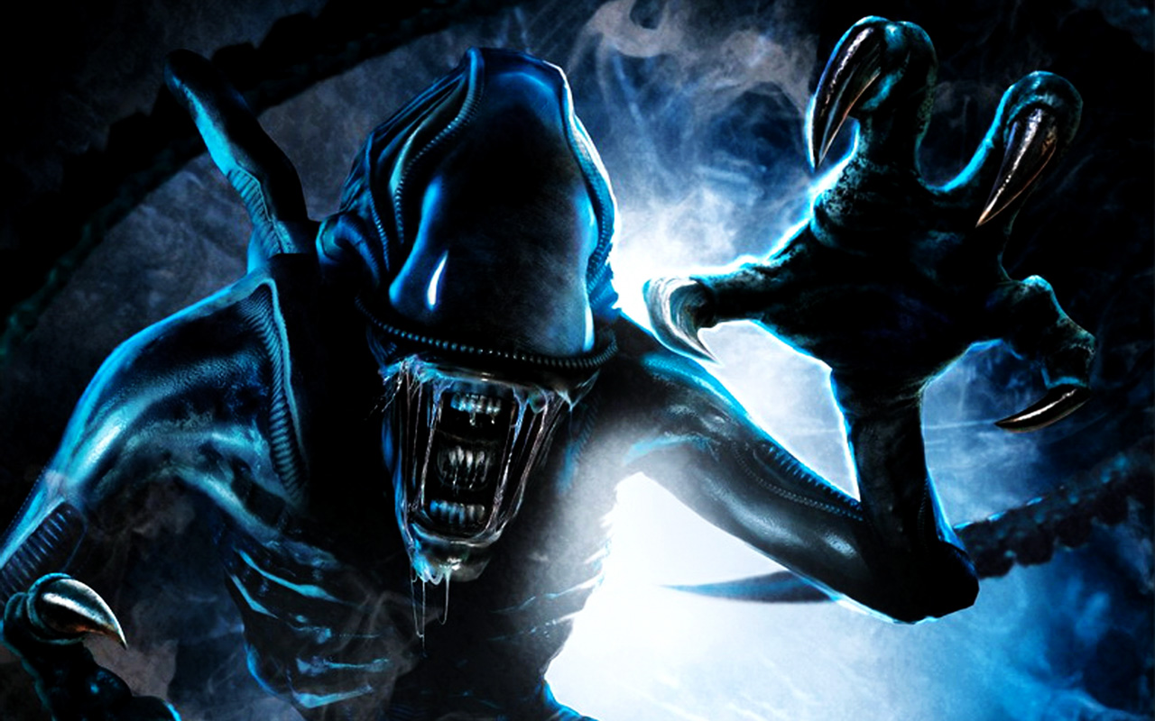 Free Aliens: Colonial Marines Wallpaper in 1280x800