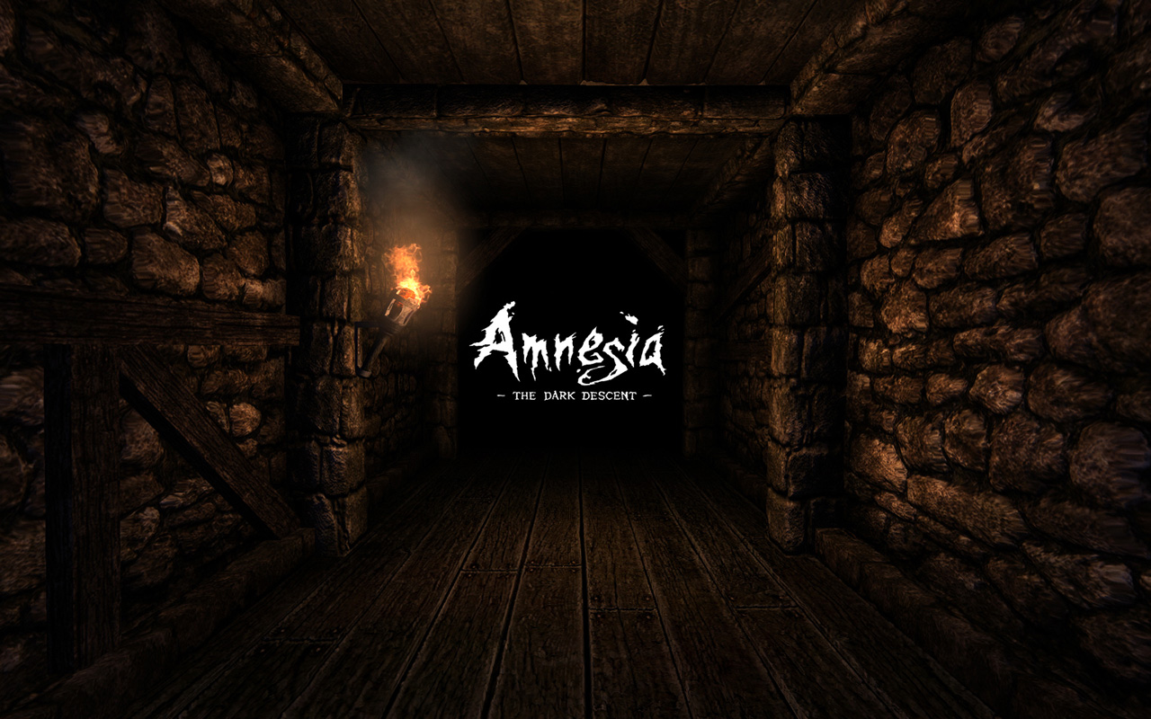 Free Amnesia: The Dark Descent Wallpaper in 1280x800