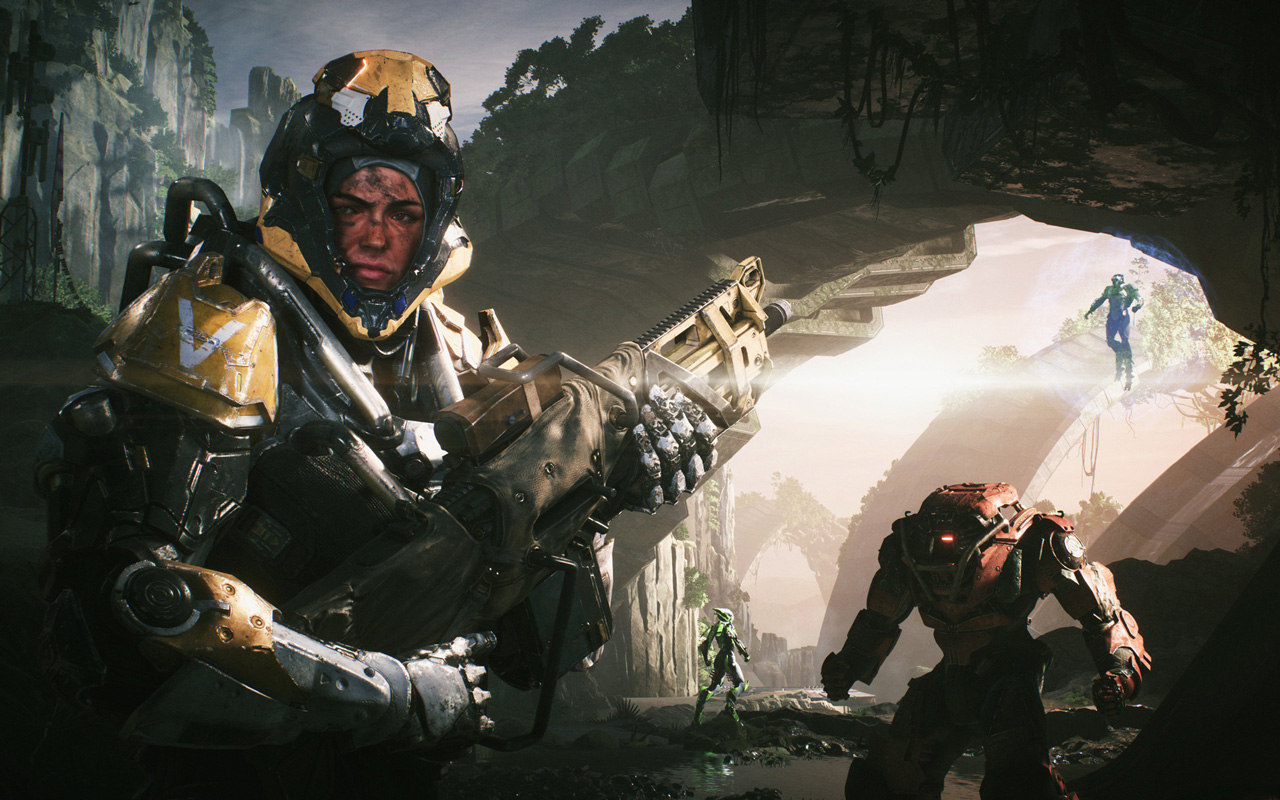 Free Anthem Wallpaper in 1280x800