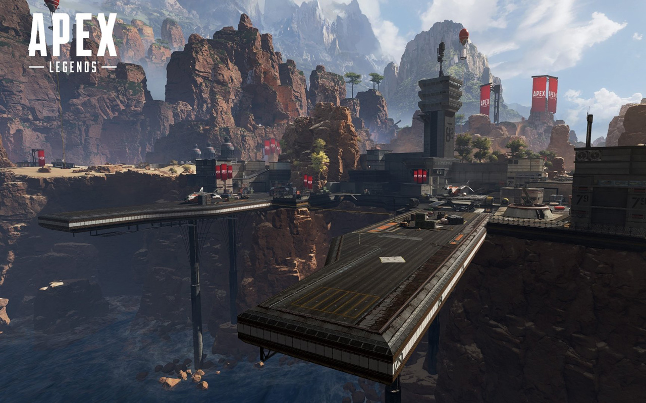 Free Apex Legends Wallpaper in 1280x800