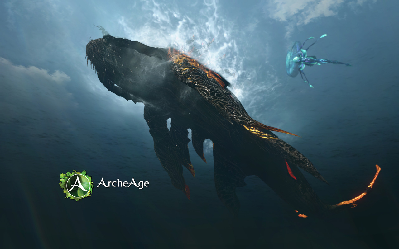 Free ArcheAge Wallpaper in 1280x800